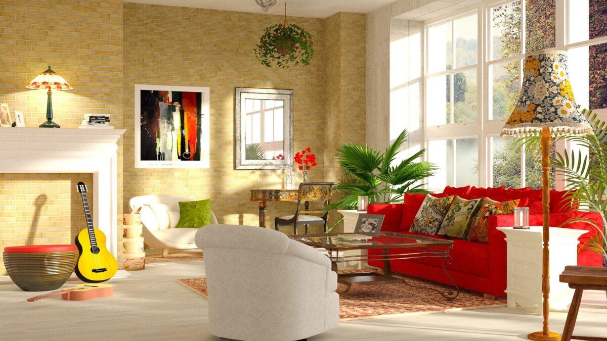 Arredare piccoli spazi in stile bohemien