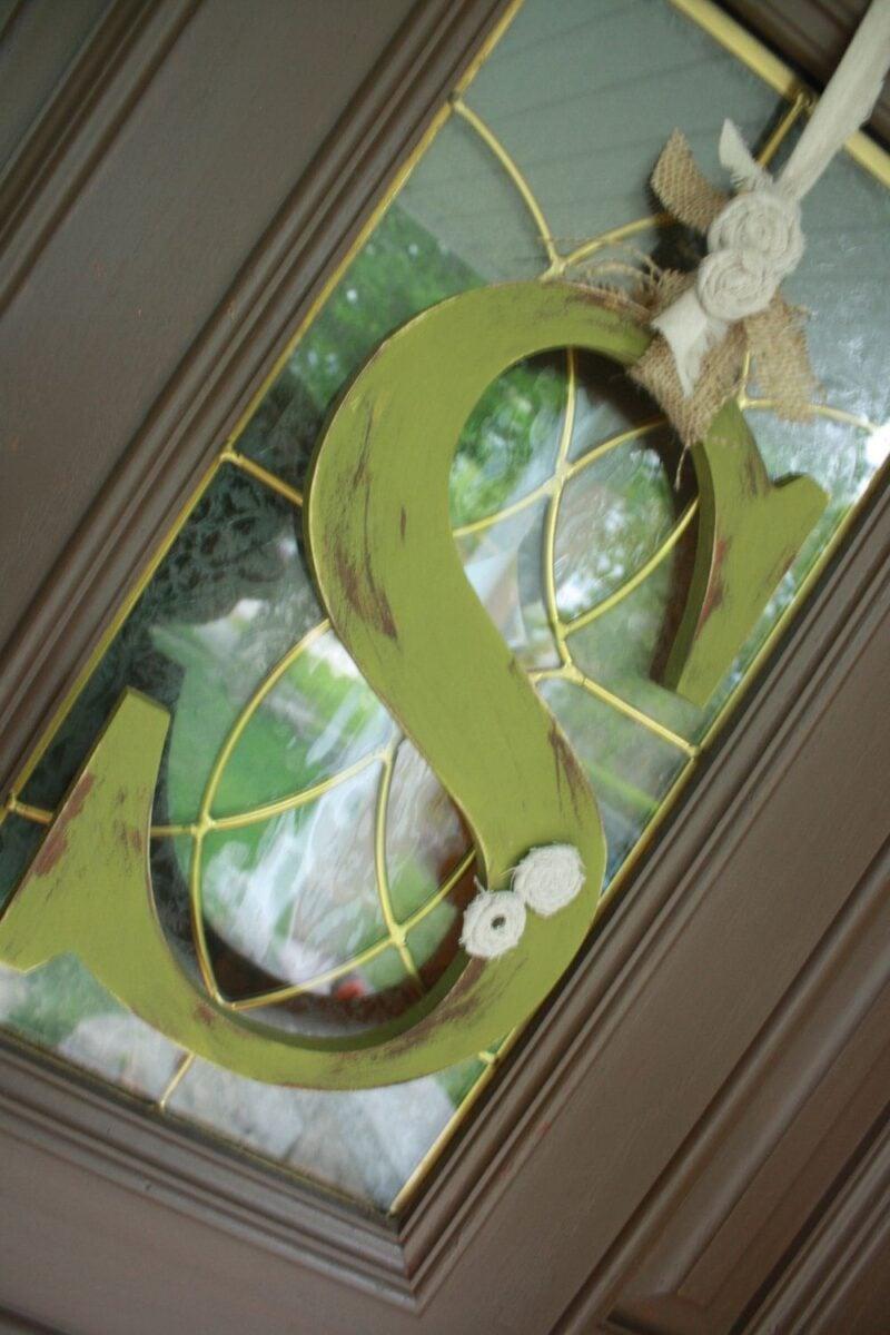 abbellire-porta-ingresso-lettere
