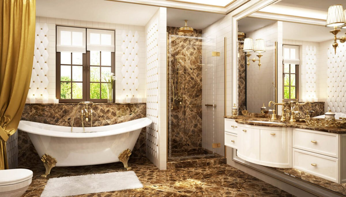 arredare-bagno-quadrato-classico-1