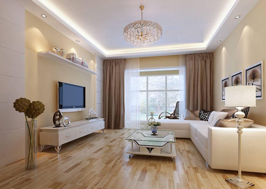 Colori migliori per le pareti di soggiorno in stile moderno