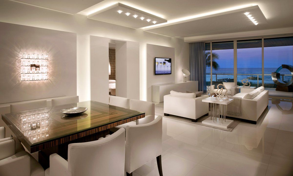 Dove mettere i punti luce in casa