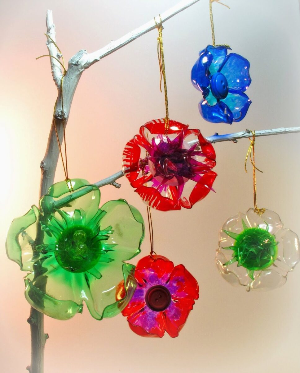 riciclare-bicchieri-plastica-fiori1