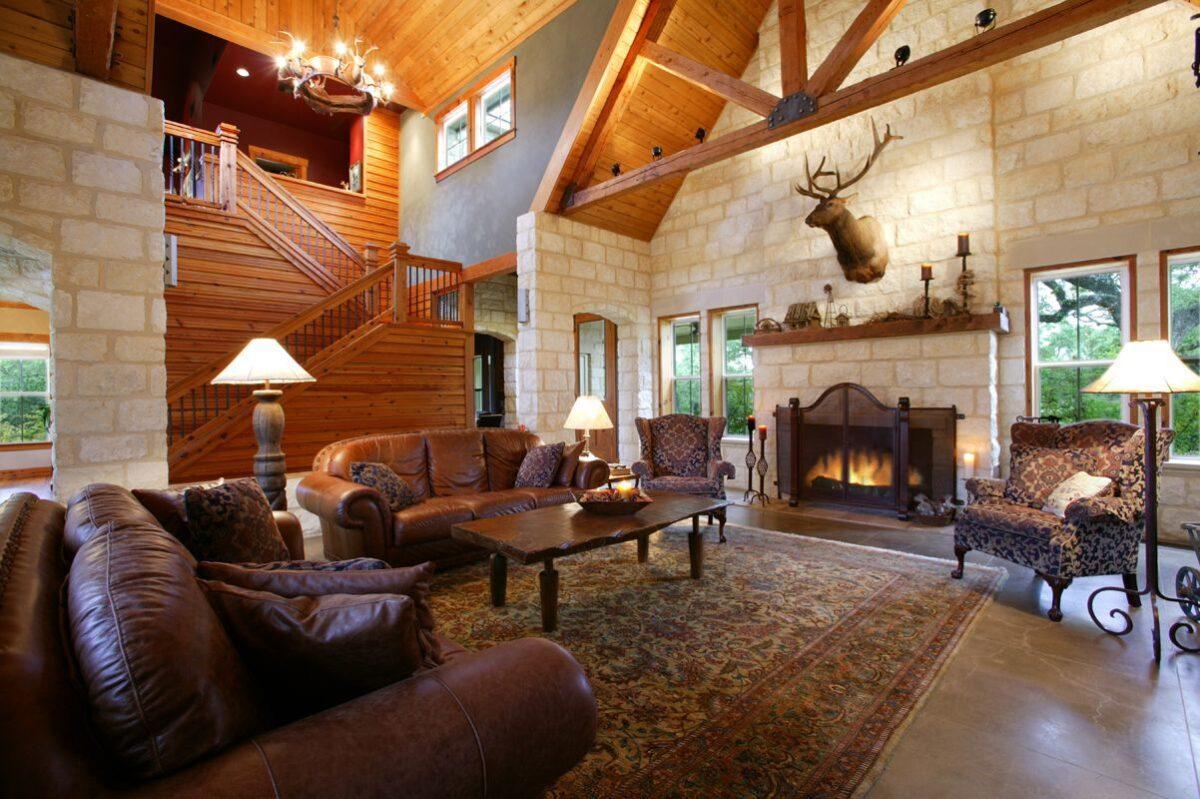 Cosa non deve mancare mai in una casa in stile country