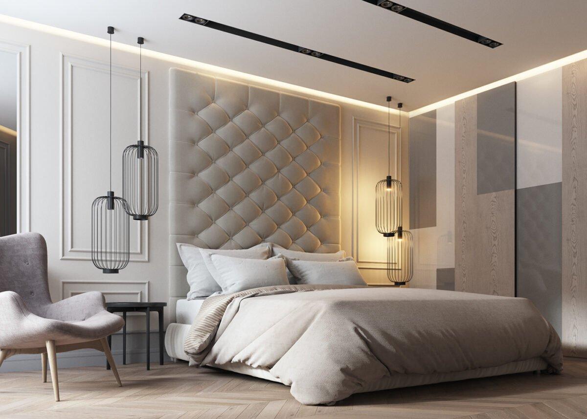 camera-da-letto-stile- contemporaneo-5
