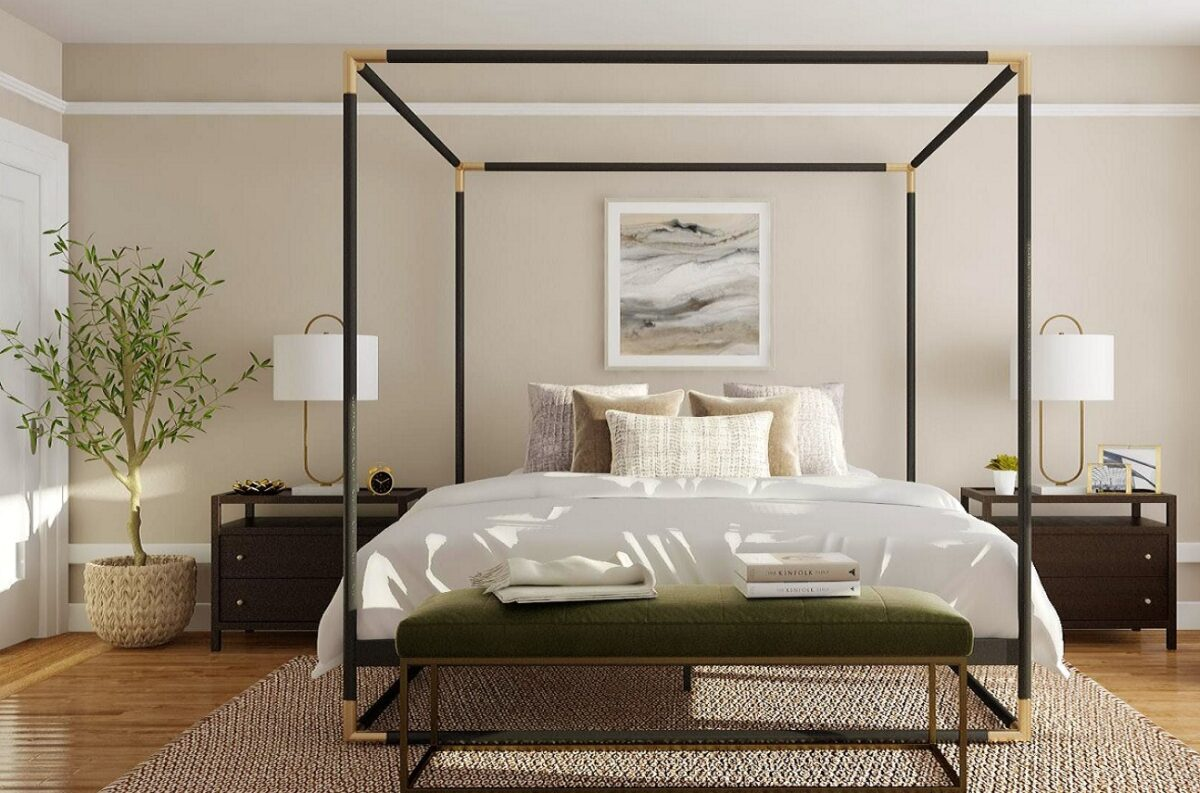 camera-da-letto-stile- contemporaneo-9