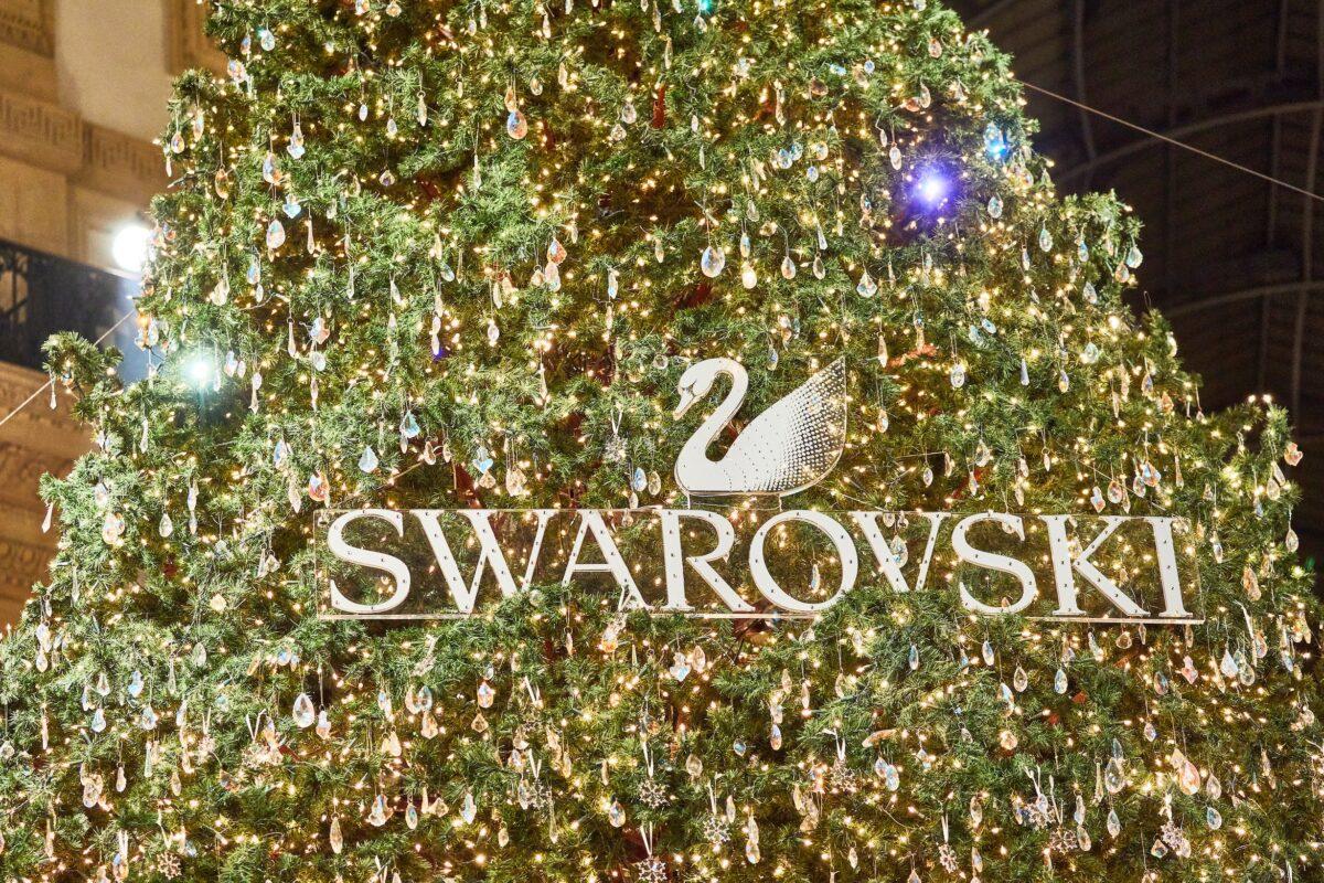 Swarovski Decorazioni Natalizie.Swarovski Natale 2020 La Collezione Completa