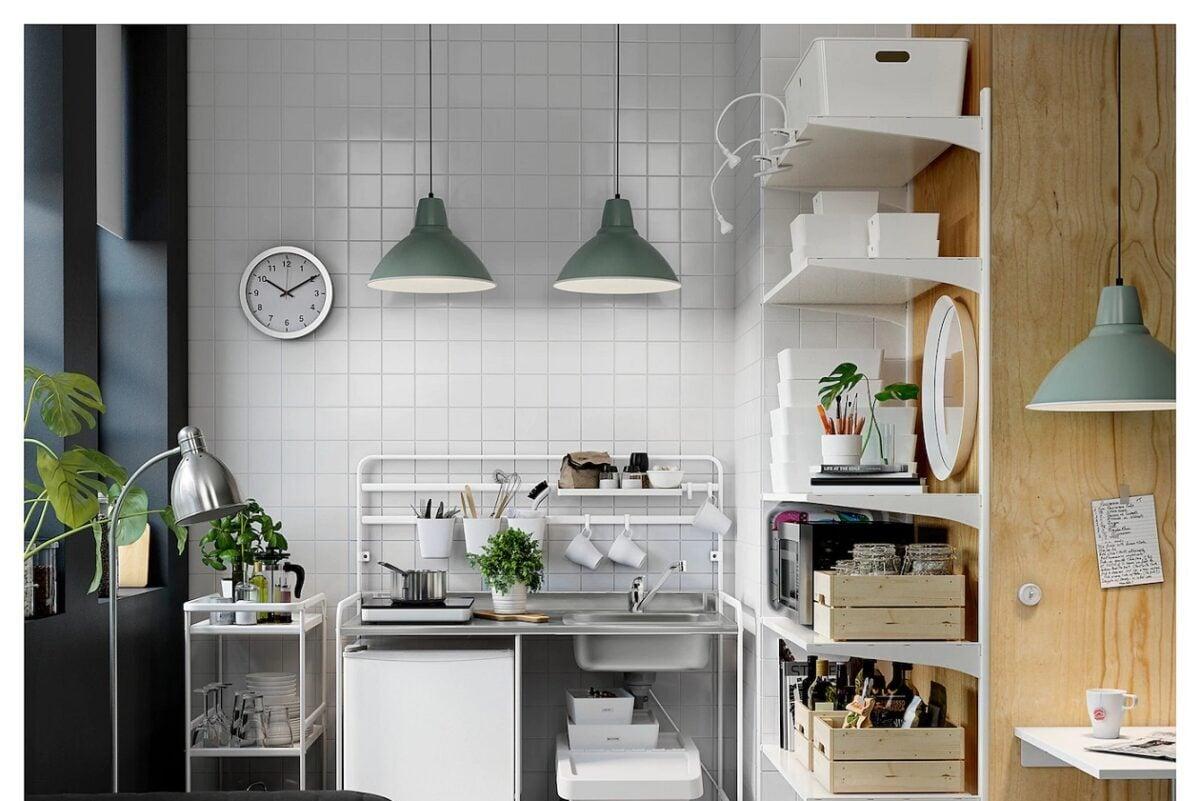 IKEA cucine monoblocco: idee per cucinare facile
