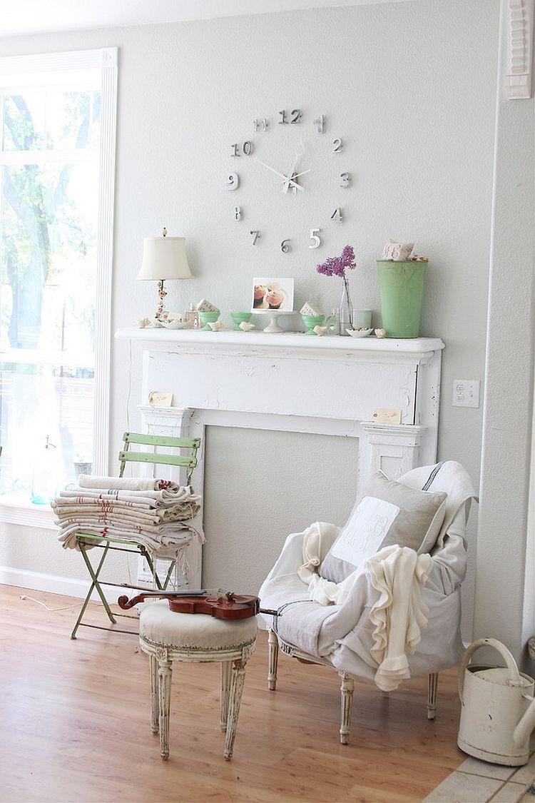 decorare cuscini in stile shabby chic 2