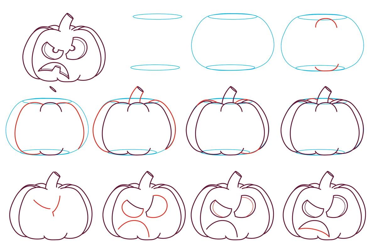 disegnare-zucche-halloween-02