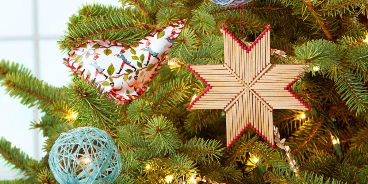 Lavoretti Natale.4 Lavoretti Di Natale Da Fare Con I Piccoli