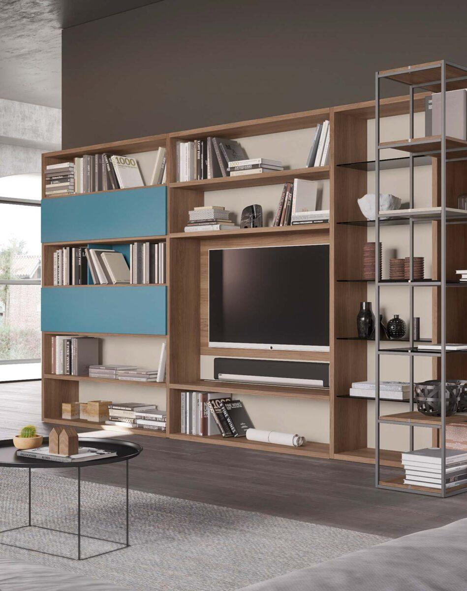 librerie-muro-moderne-componibili1