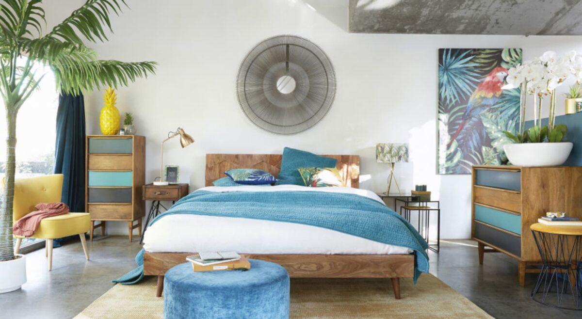 Maisons-du-monde-vintage-letto