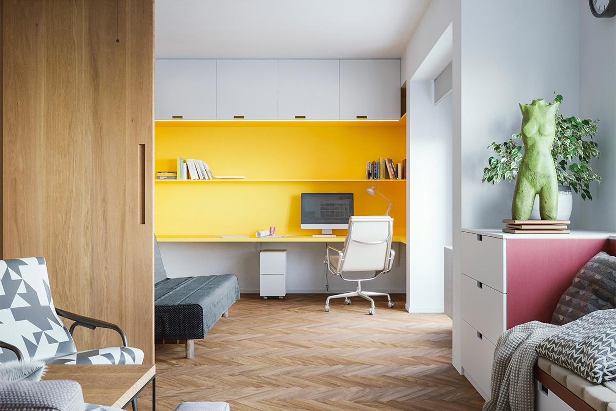 come-trasformare-la-cameretta-in-studio 23
