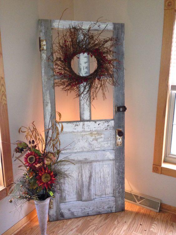 decorazioni-casa-shabby-chic-porta