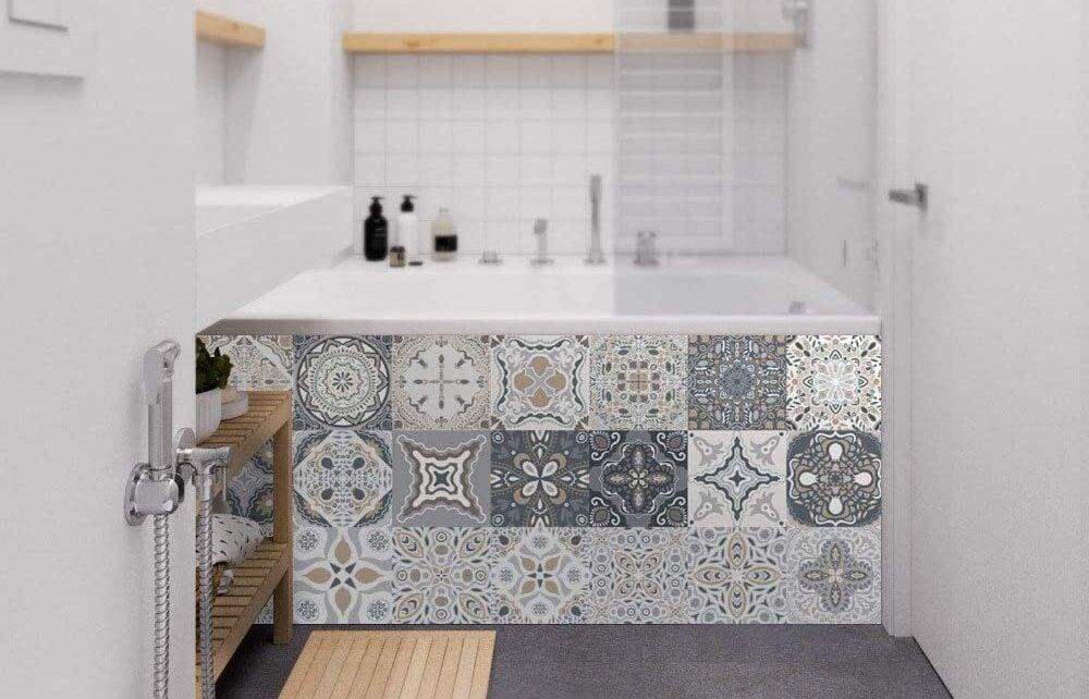 Abbellire il box doccia con gli stickers: 10 idee per rinnovare il tuo bagno