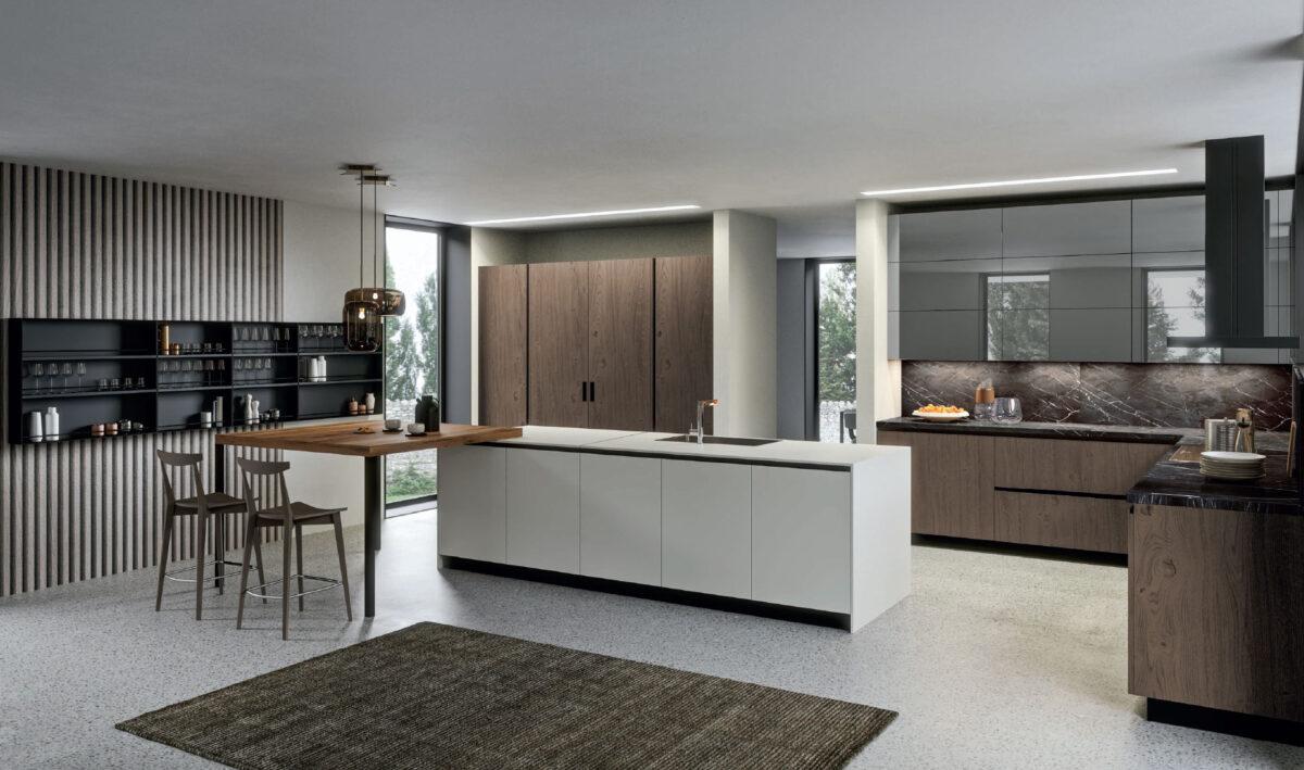 Aran Cucine Catalogo 2021: la linea di cucine moderne e di design
