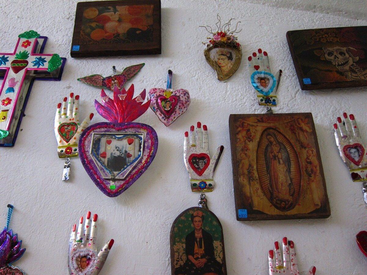 Arredamento in Stile Frida Kahlo