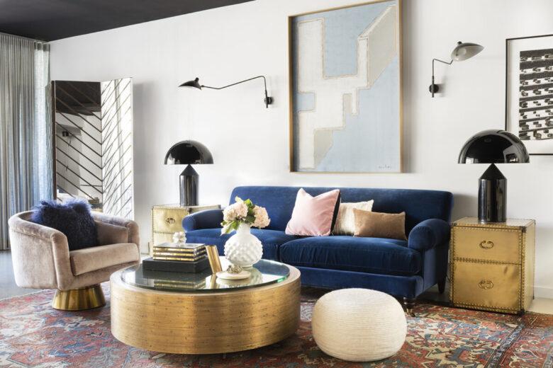 Bronzo: 7 fantastiche idee per arredare casa con stile