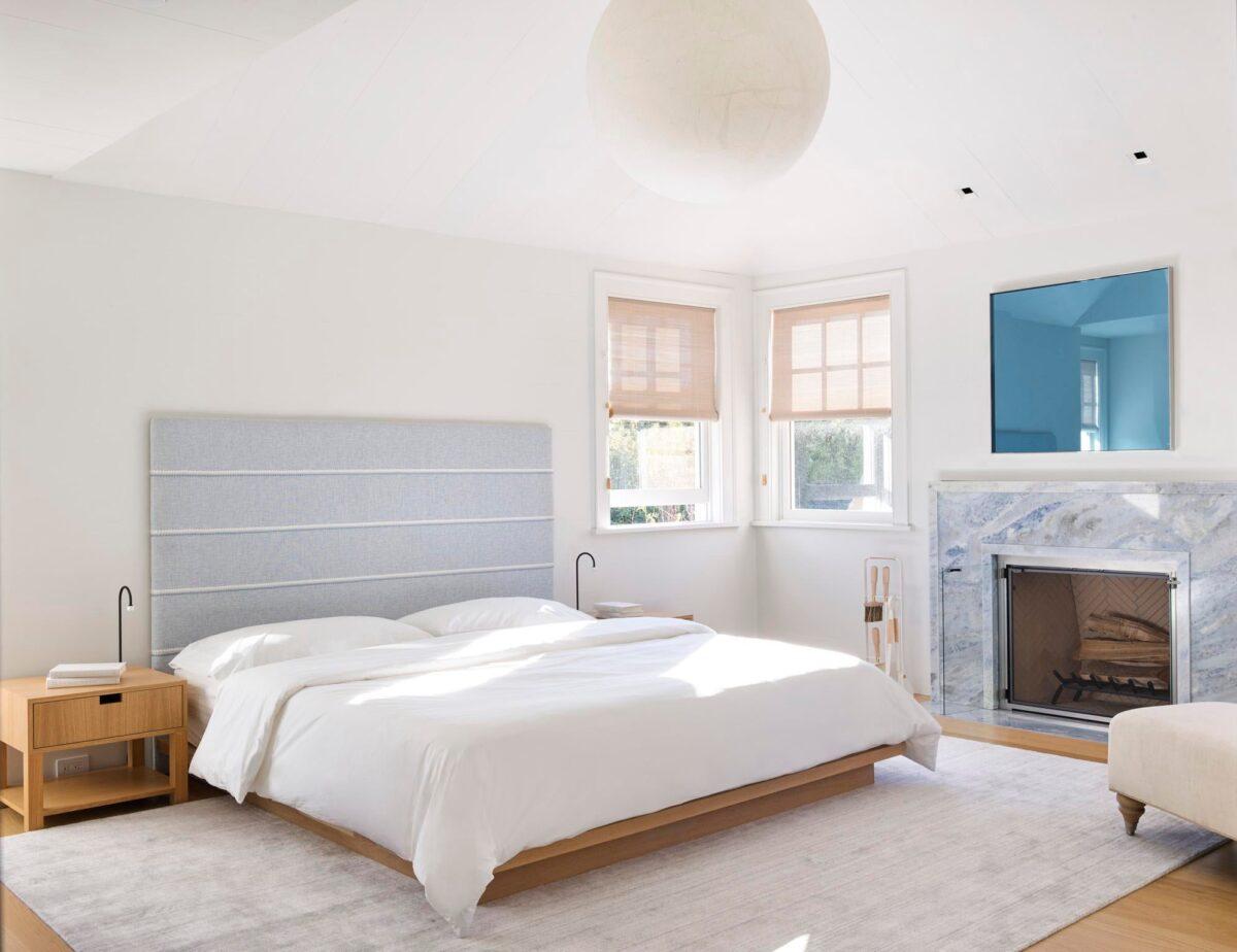 Camera da letto con pareti color avorio: 3 idee per una stanza sofisticata