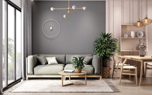 5 imperdibili semplici idee per arredare una casa di 50mq