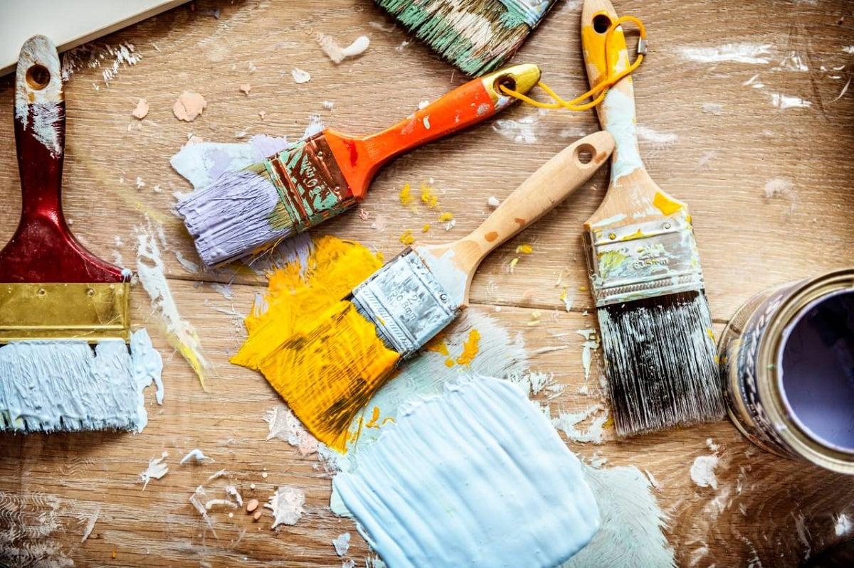 Pitture decorative per la cucina: spazio alla creatività
