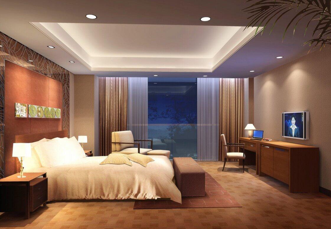 Dove mettere i led in camera da letto: 3 idee da sogno