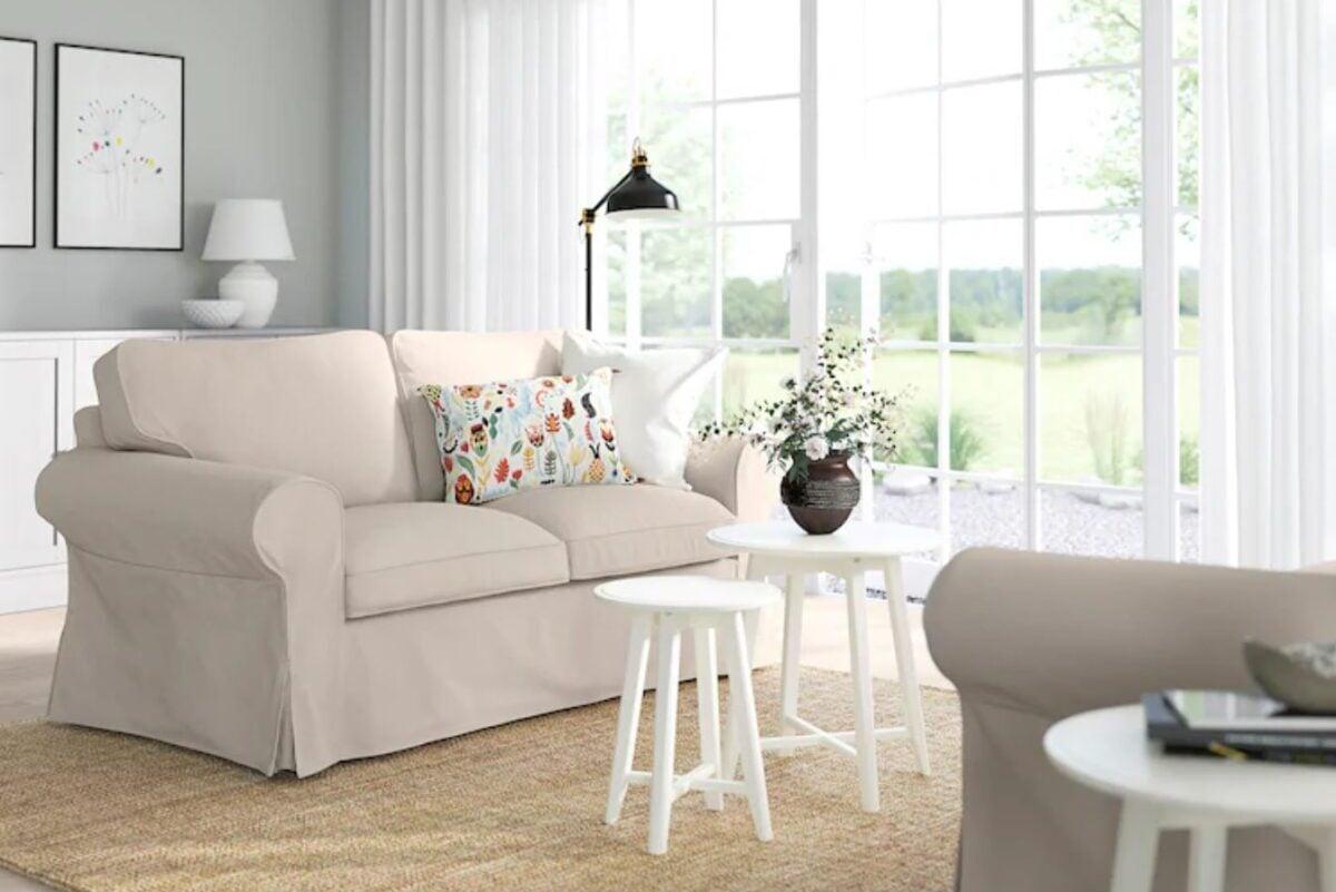 IKEA divani 2 posti: modelli principali