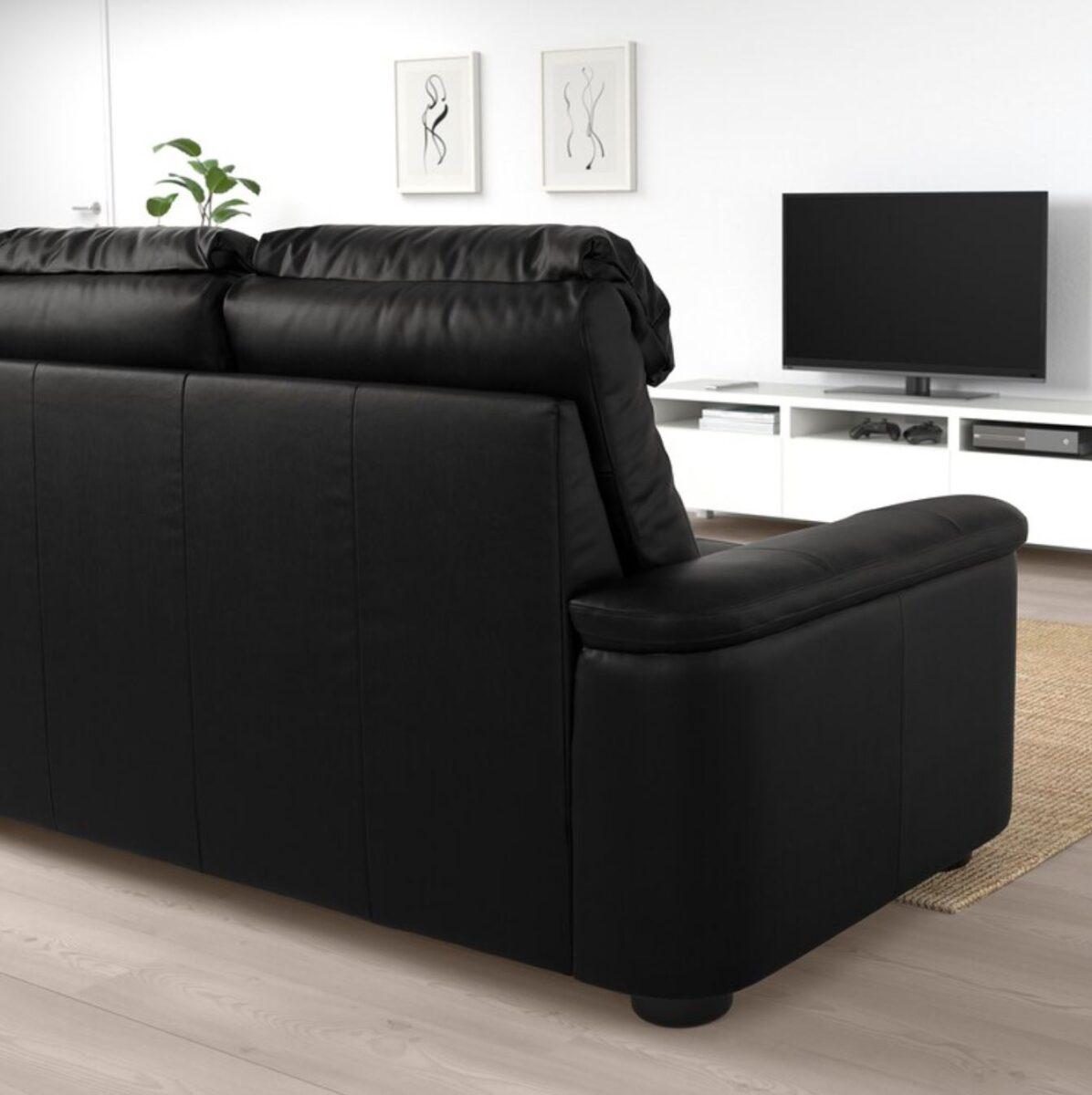 IKEA divani in pelle