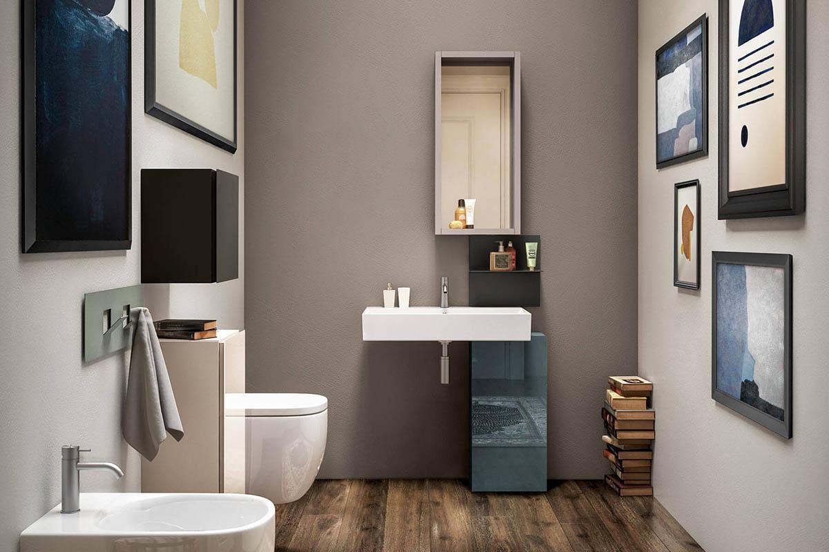 Come abbinare sanitari e lavabo: abbinamenti e consigli di stile