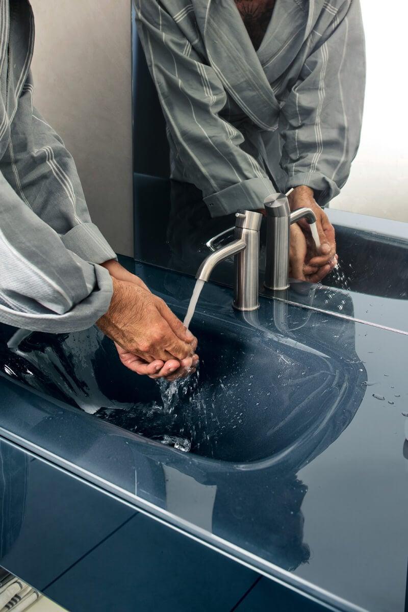 Come abbinare lavabo e miscelatore