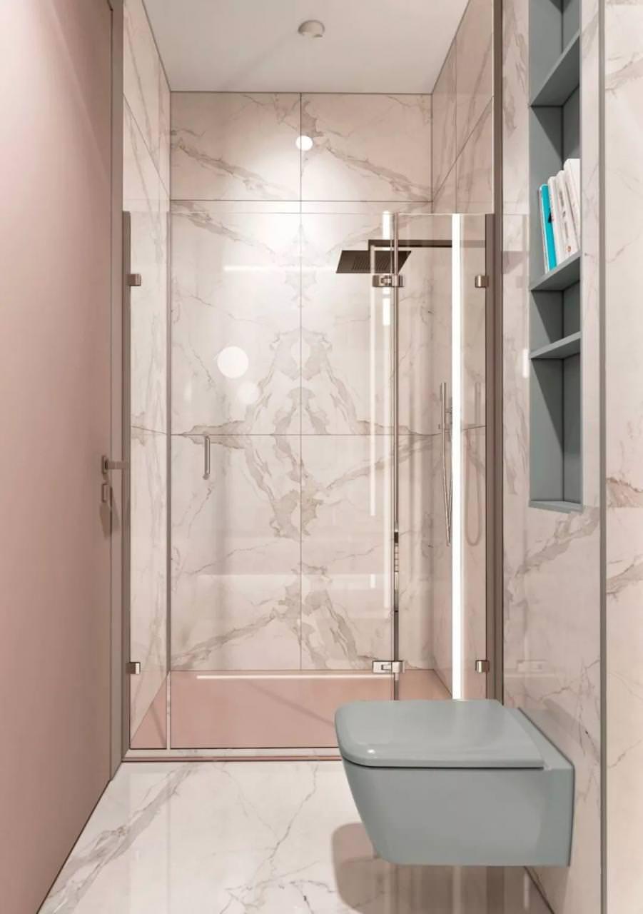 pareti-bagno-di-servizio-rosa-antico-con-marmo