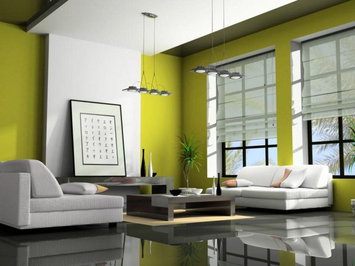 pareti-soggiorno-verde-lime1