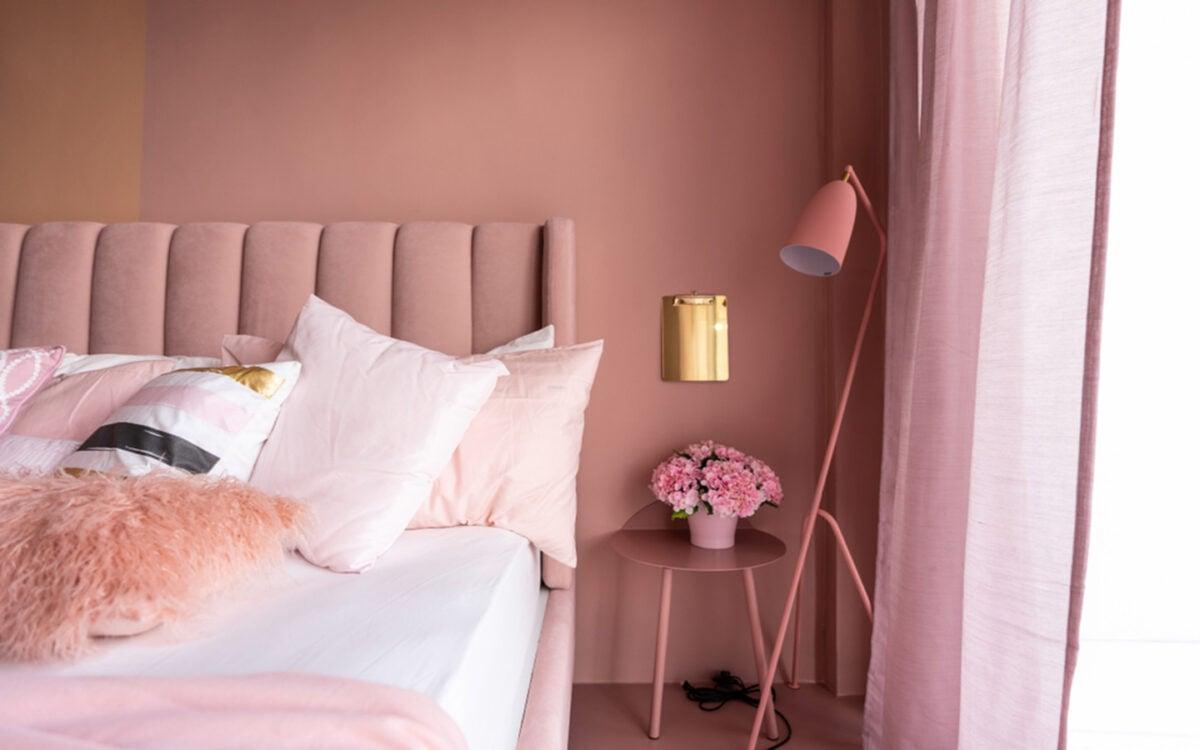 Arredare casa con il rosa: 5 consigli di stile
