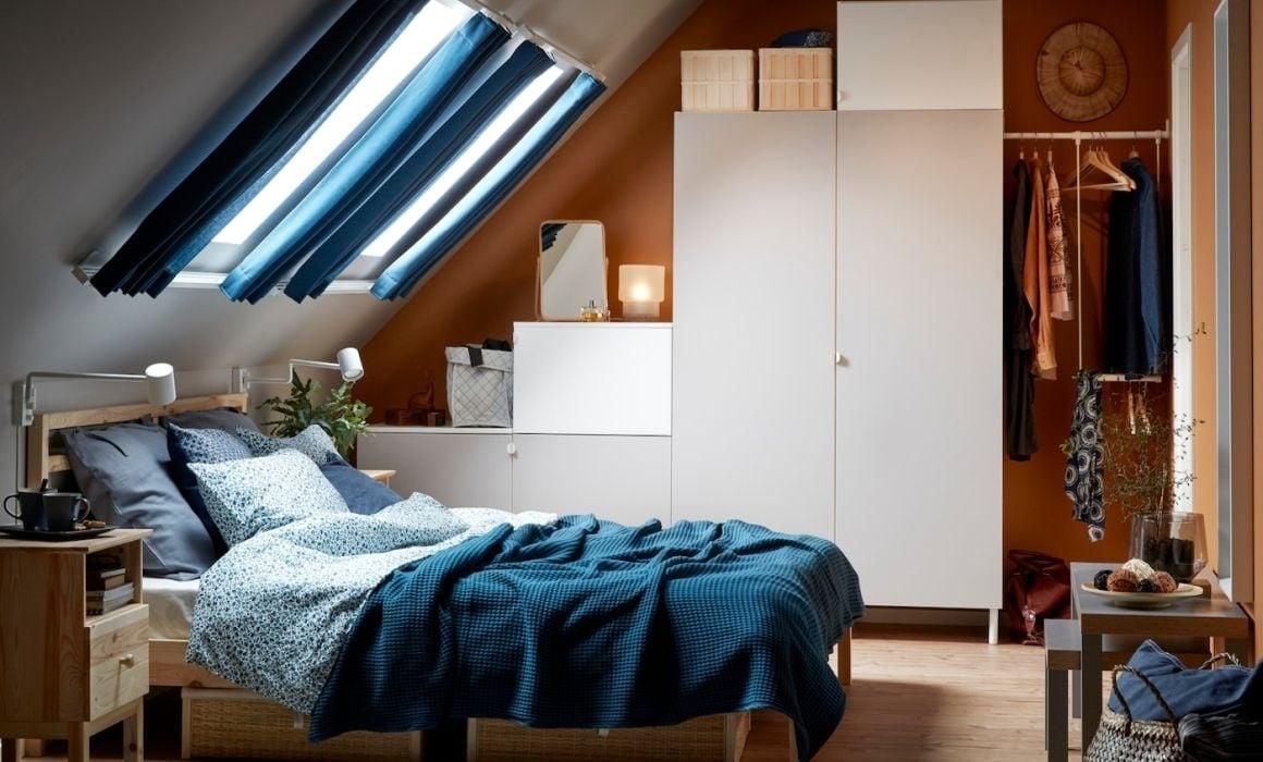 arredare-mansarda-IKEA-2