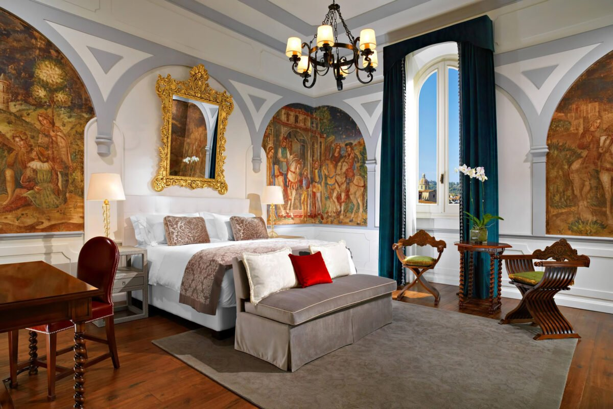 camera-letto-stile-fiorentino-arredi