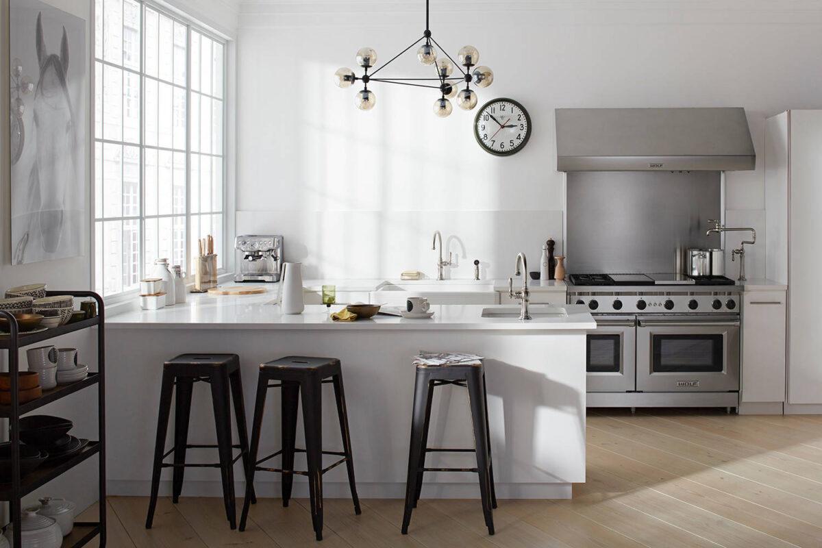 colori-cucina-stile-industriale-bianca