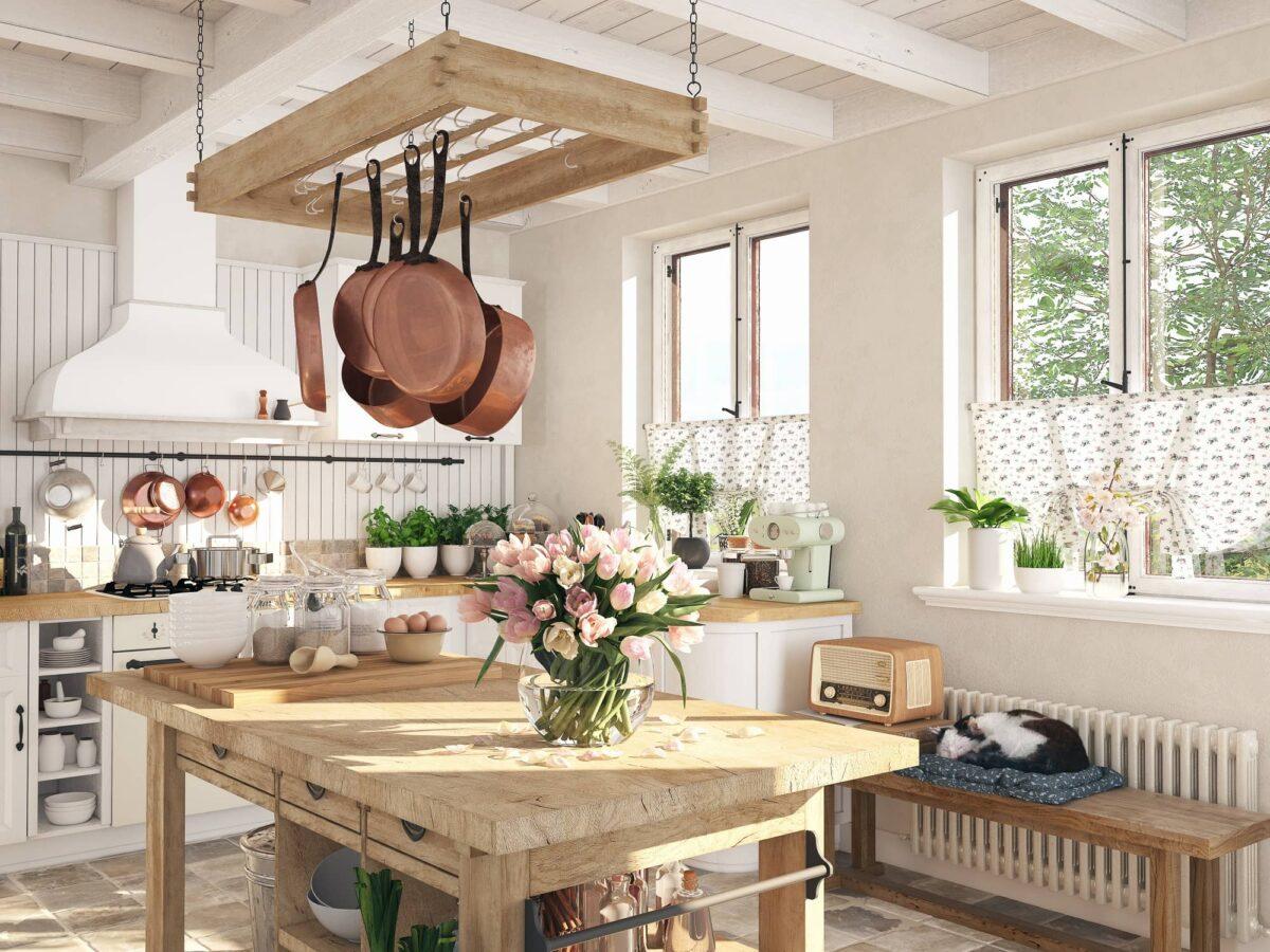 cucina-cottagecore