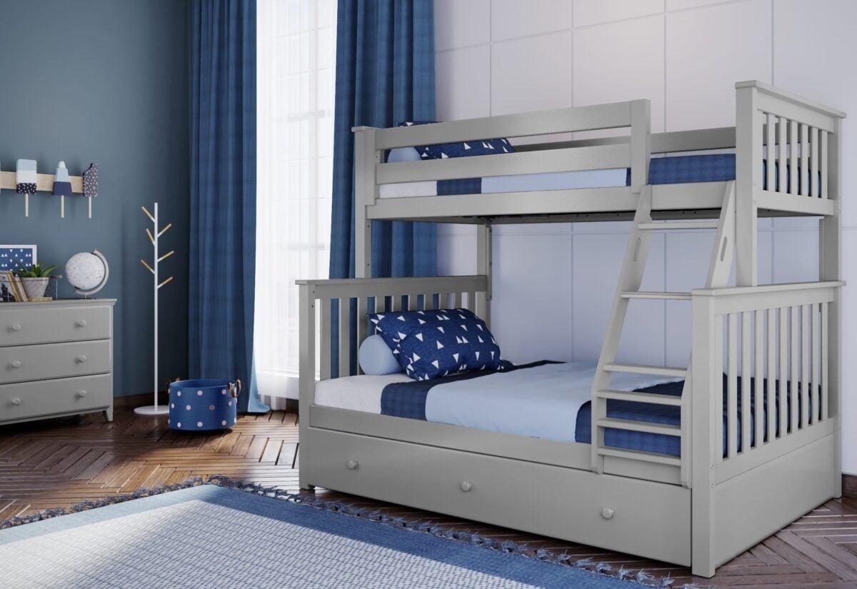 Guida all'acquisto del letto a castello: 3 requisiti ...