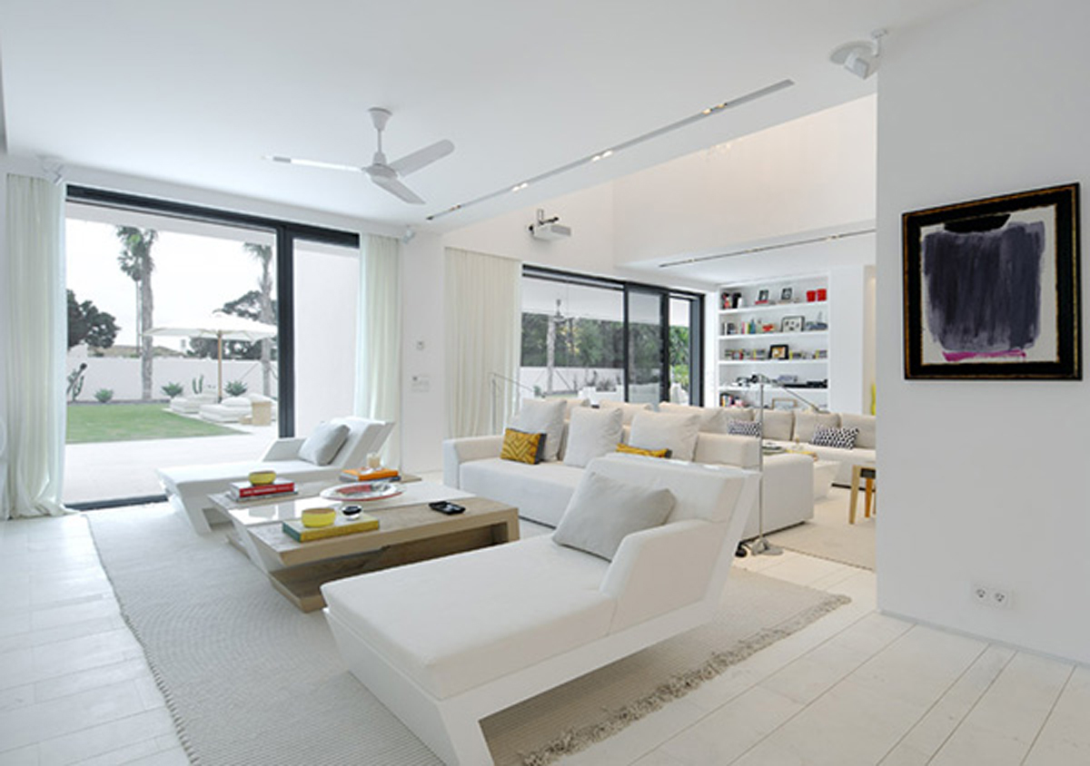 5 colori eleganti per il soggiorno