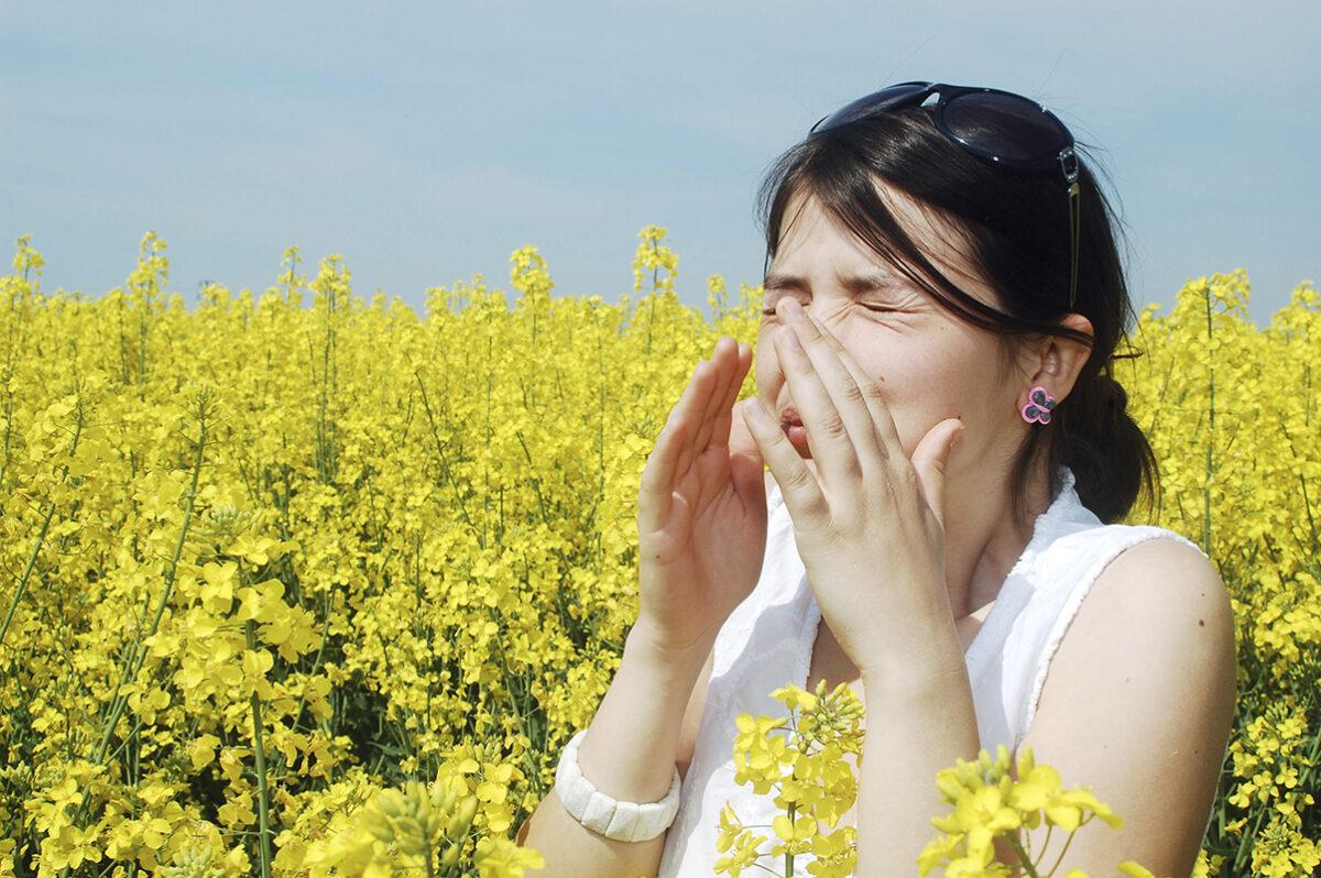 Come difendersi dalle allergie di Primavera in casa