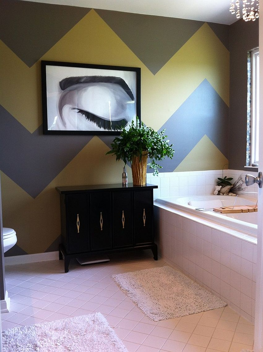 bagno-pareti-giallo-senape 6