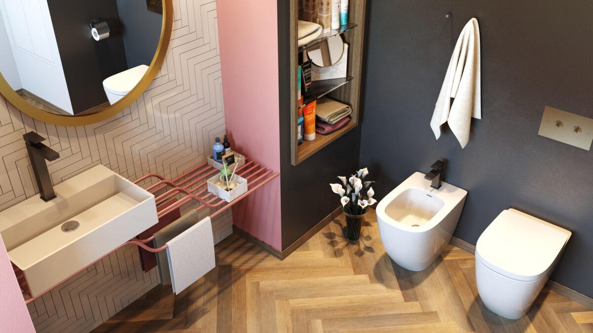 8 idee salvaspazio fantastiche e originali per il tuo bagno