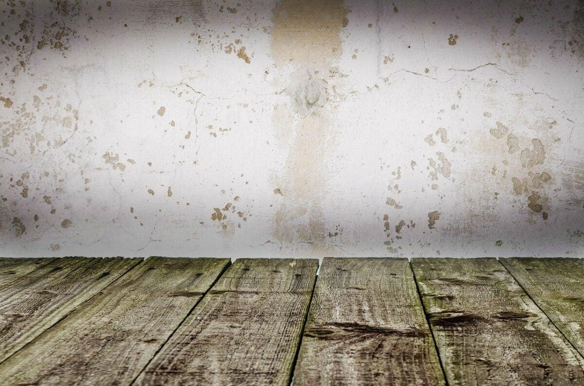 Macchie sui muri: come intervenire
