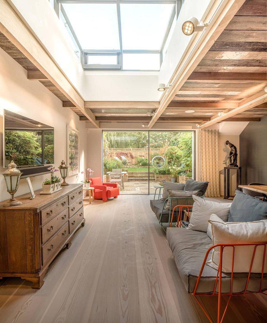 travi-a-vista-soggiorno-classico-moderno