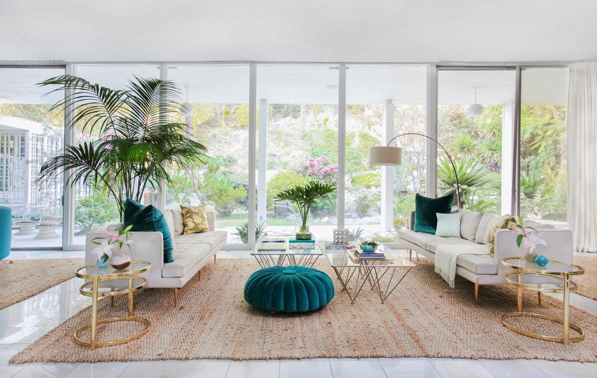 10 cose che non possono mancare in un soggiorno moderno