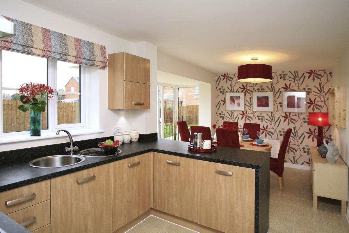 Bilocale 40 mq: idee per sala da pranzo/cucina unico ambiente