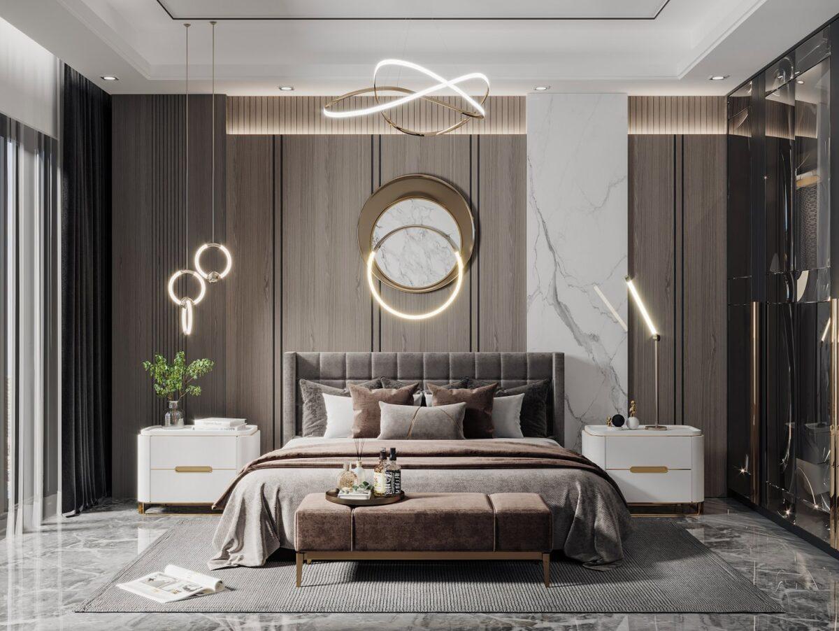 Camera da letto moderna: cosa non può mancare