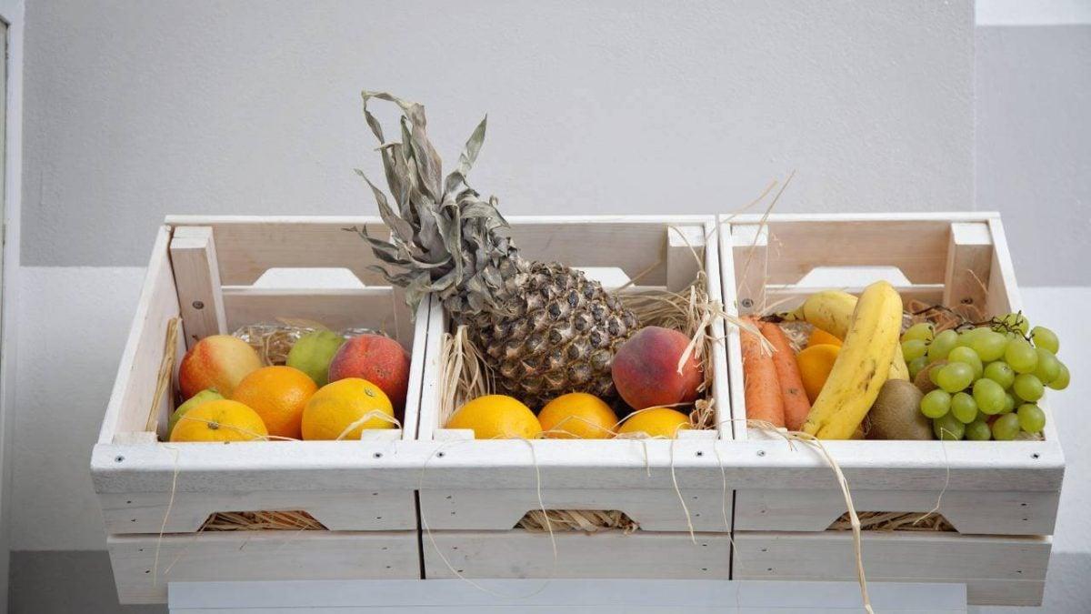 Come riciclare una cassetta della frutta: 10 idee originali