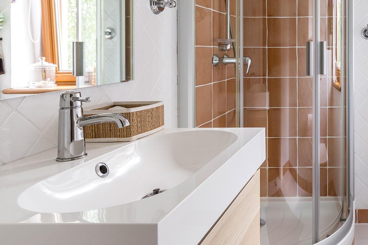 Come scegliere il lavabo per il bagno piccolo