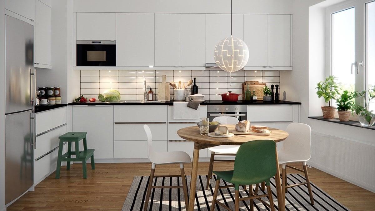 cucina-scandinava-bianca-colorata